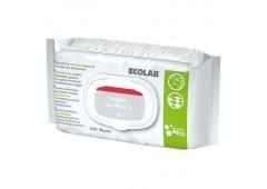 ECOLAB Incidin OxyWipe S | Desinfektionstücher - 100Stück