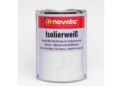novatic Isolierweiß KG13 - Isolierfarbe