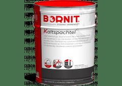 BORNIT Kaltspachtel - Bitumenspachtelmasse
