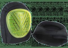 Gel-Knieschoner schwarz, 1 Paar, Stufe 1