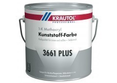 KRAUTOL 3661 PLUS | Kunststoff-Farbe
