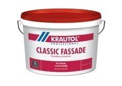 KRAUTOL CLASSIC FASSADE | Acryl-Fassadenfarbe - weiß