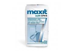 maxit multi 270 S - Dünnschicht- u. Ausgleichsputz, hell - 30kg