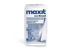 maxit san Grund, Porengrundputz WTA, 30kg