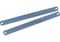 HSS-Metallsägeblatt, beidseitig gezahnt, 300mm, 2Stück