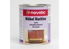 novatic NC Möbel Mattine ND10 - farblos