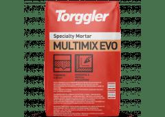 Torggler Multimix EVO | Ausgleichsspachtel - grau - 25kg
