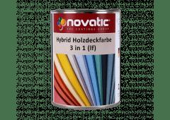 novatic Hybrid-Holzdeckfarbe 3in1 (wv)