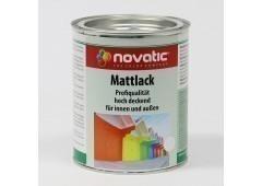 novatic Mattlack KG80 (Buntlack)