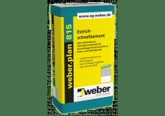 weber.plan 815, 25kg - Estrichschnellzement