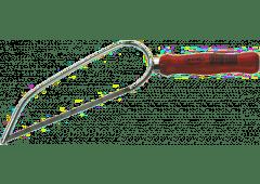 PUK-Kleinmetallsäge 150mm - Handsäge