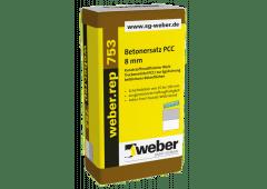 weber.rep 753, 25kg - Betonersatz PCC 8 mm