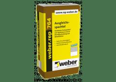 weber.rep 764, 25kg - Ausgleichsspachtel