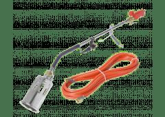 Rothenberger RoMaxi Premium Piezo Brenner-Set m. 5-m-Schlauch