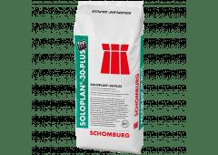 Schomburg SOLOPLAN-30-PLUS - Faserarmierter Fließspachtel - 25kg
