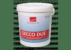 redstone Secco Due - wasserdichter Hybridmörtel - 12,5kg
