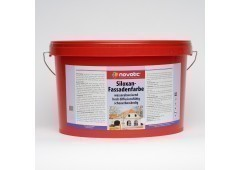 novatic Siloxan Fassadenfarbe AF09 - weiß