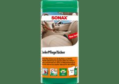 SONAX LederPflegeTücher - 150Stk. (6x25)