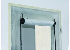 STORCH Folientür mit Reißverschluss U-Form | 2,1m x 1,1m