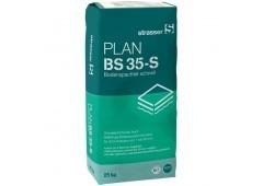 strasser PLAN BS 35-S | Bodenspachtel schnell - 25kg