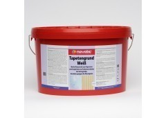 novatic Tapetengrund AW54 - weiß - 5ltr