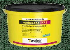 weber.tec 771, 15ltr - Oberflächenschutzanstrich C