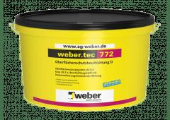 weber.tec 772, 15ltr - Oberflächenschutzbeschichtung D