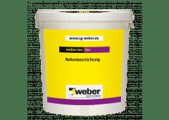 weber.tec 791, 10kg - Balkonbeschichtung