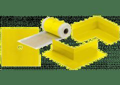 weber.tec 828 - Dichtbandsystem gelb