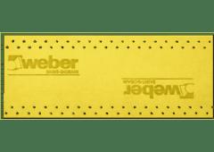 "weber.tec 828 - Dichtbandsortiment ""G"" (gelocht)"