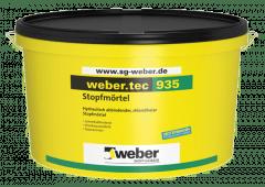 weber.tec 935, 10kg - Stopfmörtel