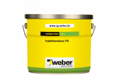weber.tec 944 - Injektionsharz PU