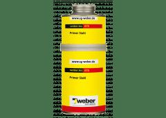 weber.tec 975, 1l - Primer Stahl