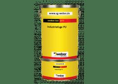 weber.tec 977, 6kg - Industriefuge PU, grau