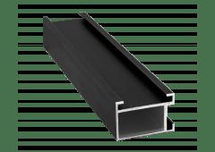beko TERRASYS Alu-Unterkonstruktion Vario Plus 40x60mm, 2,00m