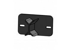 beko TERRASYS T-Verbinder -hochkant- für Vario Plus 40/60, 25Stück