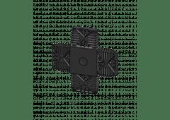 beko TERRASYS X-Verbinder für System 20/60, 25Stück