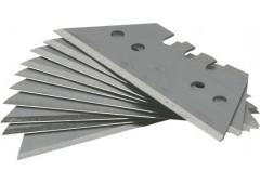Ersatz-Trapezklingen 18,7 mm, 10 Stück im Spender