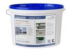 DOPOX® TYP S | Der Einsatzbereite | 1K-Pflasterfugenmörtel - 25kg