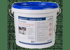 DOPOX® TYP W | Der Standard | 2K-Pflasterfugenmörtel