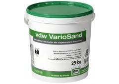 vdw VarioSand basaltgrau - 25kg