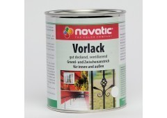 novatic Vorlack KG80 - weiß