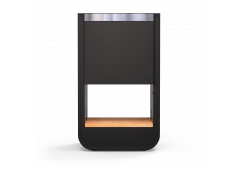 Willhelm Grill Premium Plus | Sensorgesteuerter Holzkohlegrill