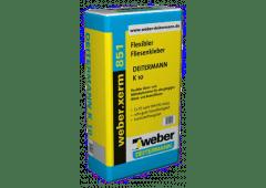 weber.xerm 851, 25kg - Flexibler Fliesenkleber