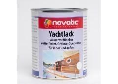 novatic Yachtlack AD57 wasserverdünnbar - farblos