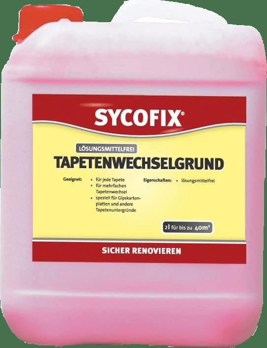 Sycofix tapetenwechselgrund lf bauchemie24 - Nikotin entfernen tapete ...