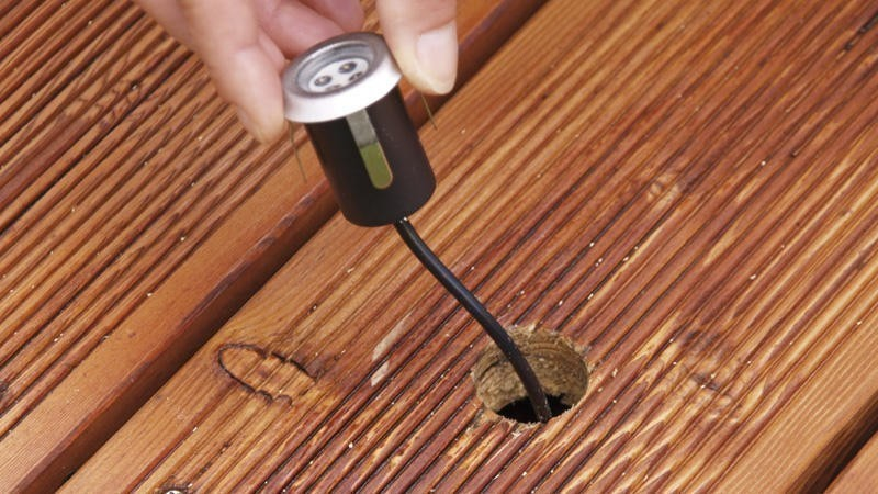 beko terralight led einbauleuchte 1 watt bc24. Black Bedroom Furniture Sets. Home Design Ideas