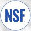 NSF-Zulassung H1