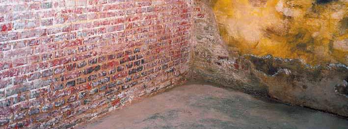 Einfache und sichere Sanierung von feuchtem Mauerwerk