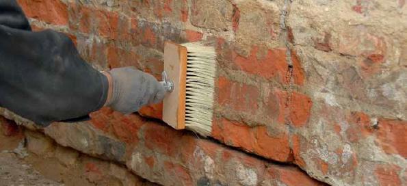 Korrekte Ausführung einer Kellerinnensanierung